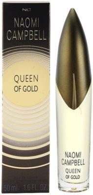 Naomi Campbell Queen of Gold toaletna voda za ženske