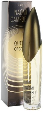 Naomi Campbell Queen of Gold Eau de Toilette für Damen 1