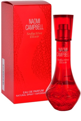 Naomi Campbell Seductive Elixir Eau de Parfum für Damen