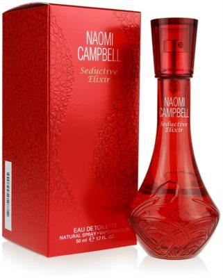Naomi Campbell Seductive Elixir Eau de Toilette für Damen 1