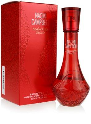 Naomi Campbell Seductive Elixir eau de toilette para mujer 1