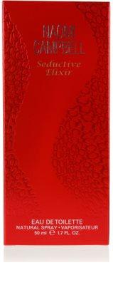 Naomi Campbell Seductive Elixir Eau de Toilette für Damen 3