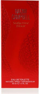 Naomi Campbell Seductive Elixir eau de toilette para mujer 3