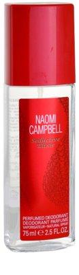 Naomi Campbell Seductive Elixir desodorante con pulverizador para mujer