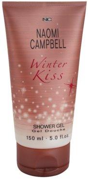 Naomi Campbell Winter Kiss gel de ducha para mujer