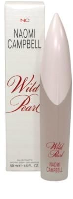 Naomi Campbell Wild Pearl Eau de Toilette for Women