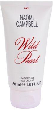 Naomi Campbell Wild Pearl żel pod prysznic tester dla kobiet
