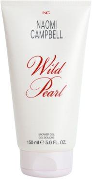 Naomi Campbell Wild Pearl gel de ducha para mujer