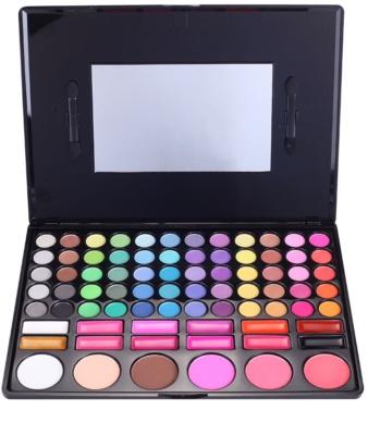 Naras Palette paleta kosmetyków do makijażu duża
