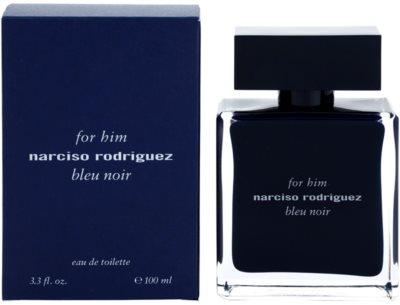 Narciso Rodriguez For Him Bleu de Noir Eau de Toilette para homens