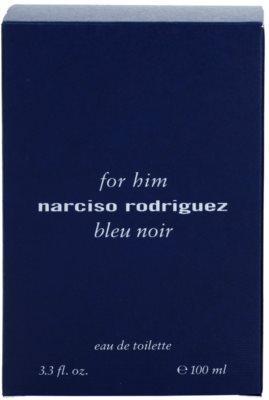 Narciso Rodriguez For Him Bleu de Noir тоалетна вода за мъже 4