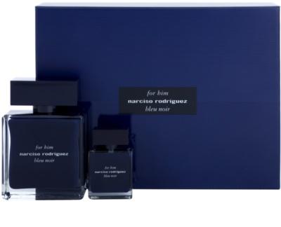 Narciso Rodriguez For Him Bleu de Noir coffret presente