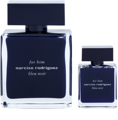 Narciso Rodriguez For Him Bleu de Noir подаръчен комплект 2