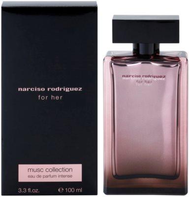 Narciso Rodriguez For Her Musc Collection Intense Eau de Parfum für Damen