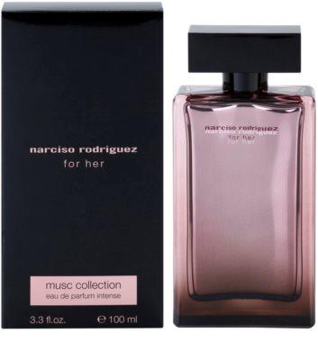 Narciso Rodriguez For Her Musc Collection Intense parfémovaná voda pro ženy