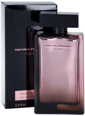 Narciso Rodriguez For Her Musc Collection Intense Eau de Parfum para mulheres 1