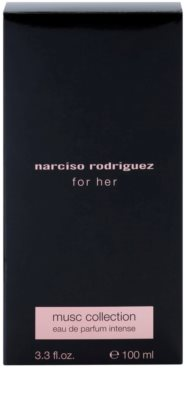 Narciso Rodriguez For Her Musc Collection Intense eau de parfum para mujer 4