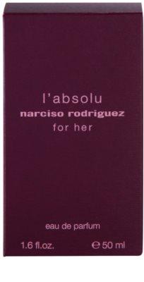 Narciso Rodriguez For Her L'Absolu parfumska voda za ženske 4