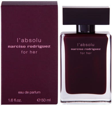 Narciso Rodriguez For Her L'Absolu eau de parfum para mujer