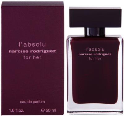 Narciso Rodriguez For Her L'Absolu Eau de Parfum para mulheres
