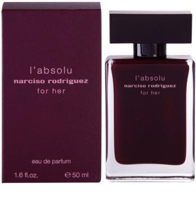 Narciso Rodriguez For Her L'Absolu parfumska voda za ženske