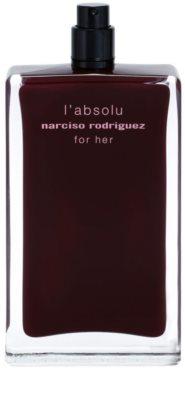 Narciso Rodriguez For Her L'Absolu парфумована вода тестер для жінок