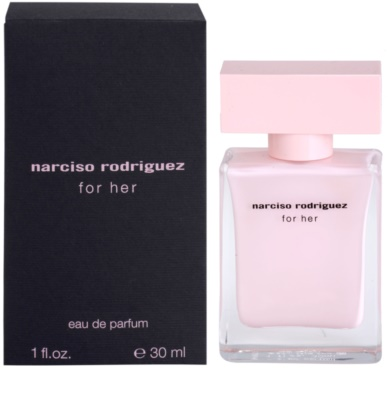 Narciso Rodriguez For Her Eau de Parfum para mulheres