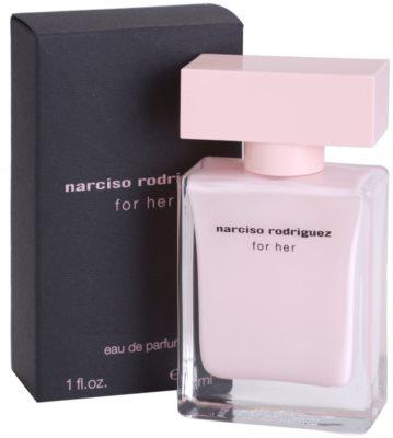 Narciso Rodriguez For Her eau de parfum para mujer 1