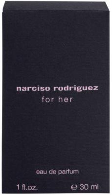 Narciso Rodriguez For Her eau de parfum para mujer 4