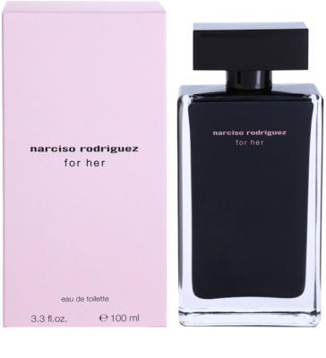 Narciso Rodriguez For Her Eau de Toilette für Damen