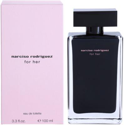 Narciso Rodriguez For Her woda toaletowa dla kobiet