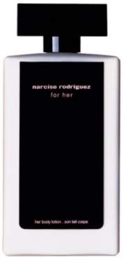 Narciso Rodriguez For Her leite corporal para mulheres
