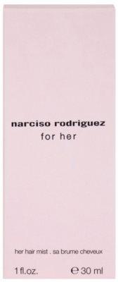 Narciso Rodriguez For Her spray parfumat pentru par pentru femei 1