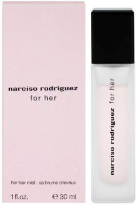 Narciso Rodriguez For Her perfume para cabelos para mulheres