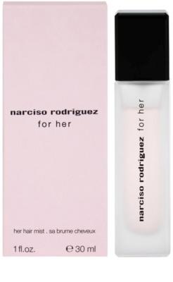 Narciso Rodriguez For Her парфуми для волосся для жінок