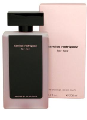 Narciso Rodriguez For Her gel de dus pentru femei