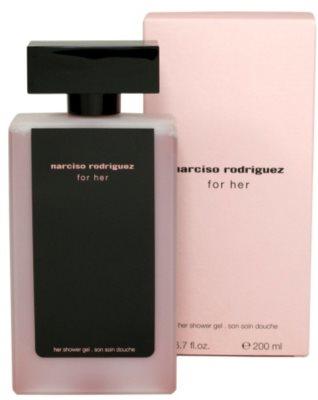 Narciso Rodriguez For Her żel pod prysznic dla kobiet