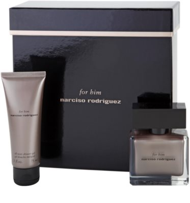 Narciso Rodriguez For Him zestaw upominkowy