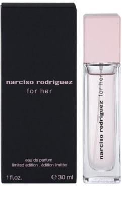 Narciso Rodriguez For Her Limited Edition eau de parfum para mujer