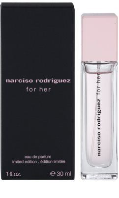 Narciso Rodriguez For Her Limited Edition Eau de Parfum para mulheres