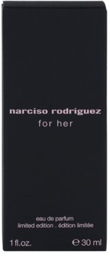 Narciso Rodriguez For Her Limited Edition Eau de Parfum für Damen 4