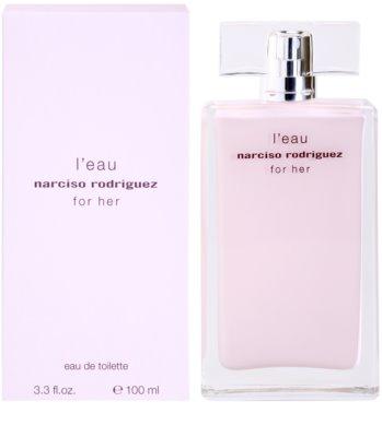Narciso Rodriguez L´Eau For Her Eau de Toilette para mulheres