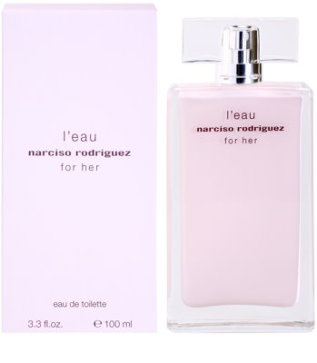 Narciso Rodriguez L´Eau For Her тоалетна вода за жени