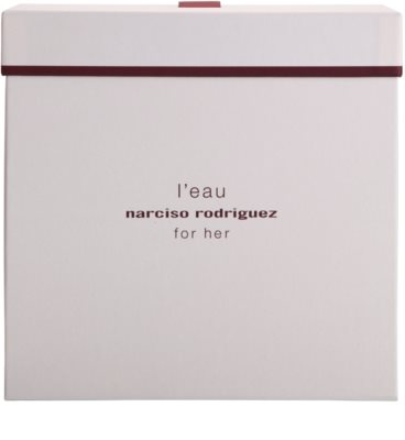 Narciso Rodriguez L´Eau For Her darilni set 3