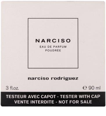 Narciso Rodriguez Narciso Poudreé parfémovaná voda tester pro ženy 1