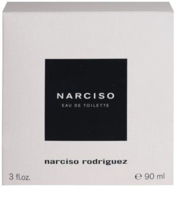 Narciso Rodriguez Narciso Eau de Toilette para mulheres 4