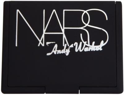 Nars Andy Warhol paleta de sombras de ojos 1