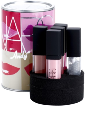 Nars Andy Warhol lote cosmético I.