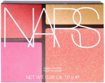 Nars Cheek Palette Mehrfarbiges Rouge 2