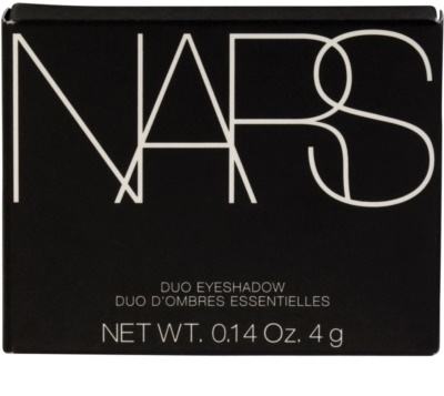Nars Make-up sombras duplas 2